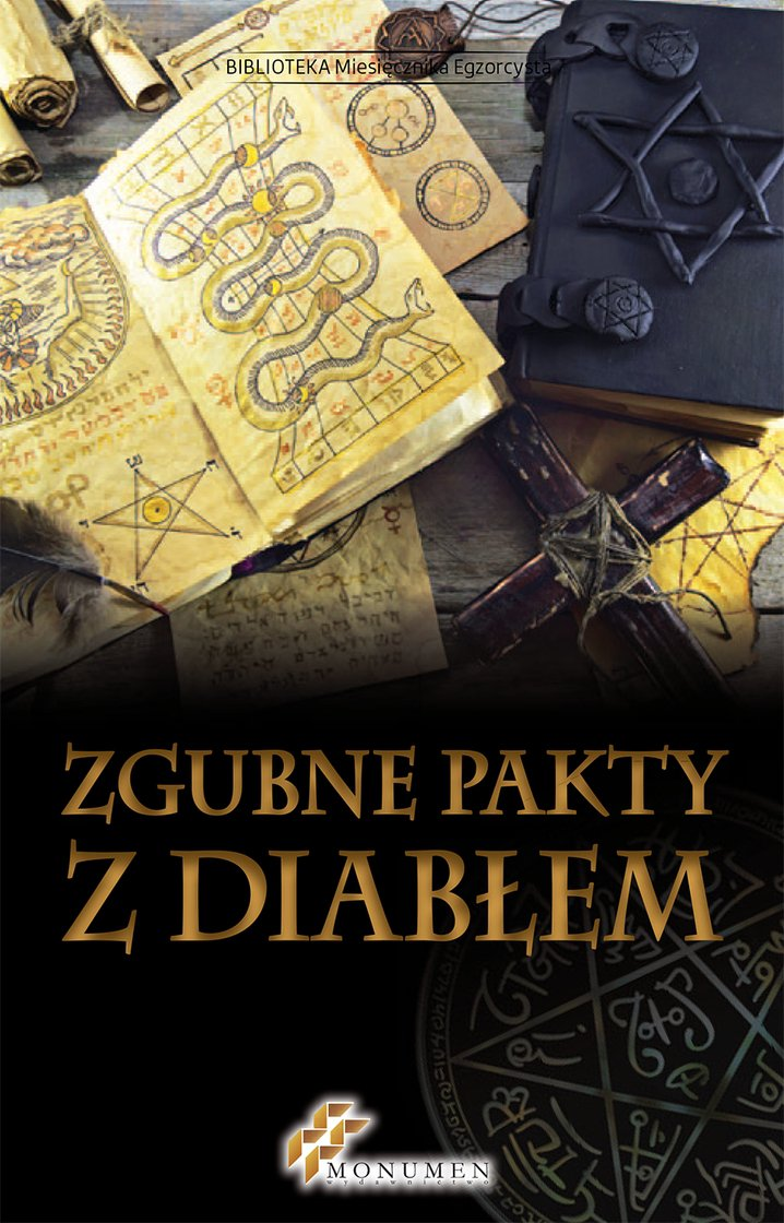 Zgubne pakty z diabłem - Ebook (Książka na Kindle) do pobrania w formacie MOBI