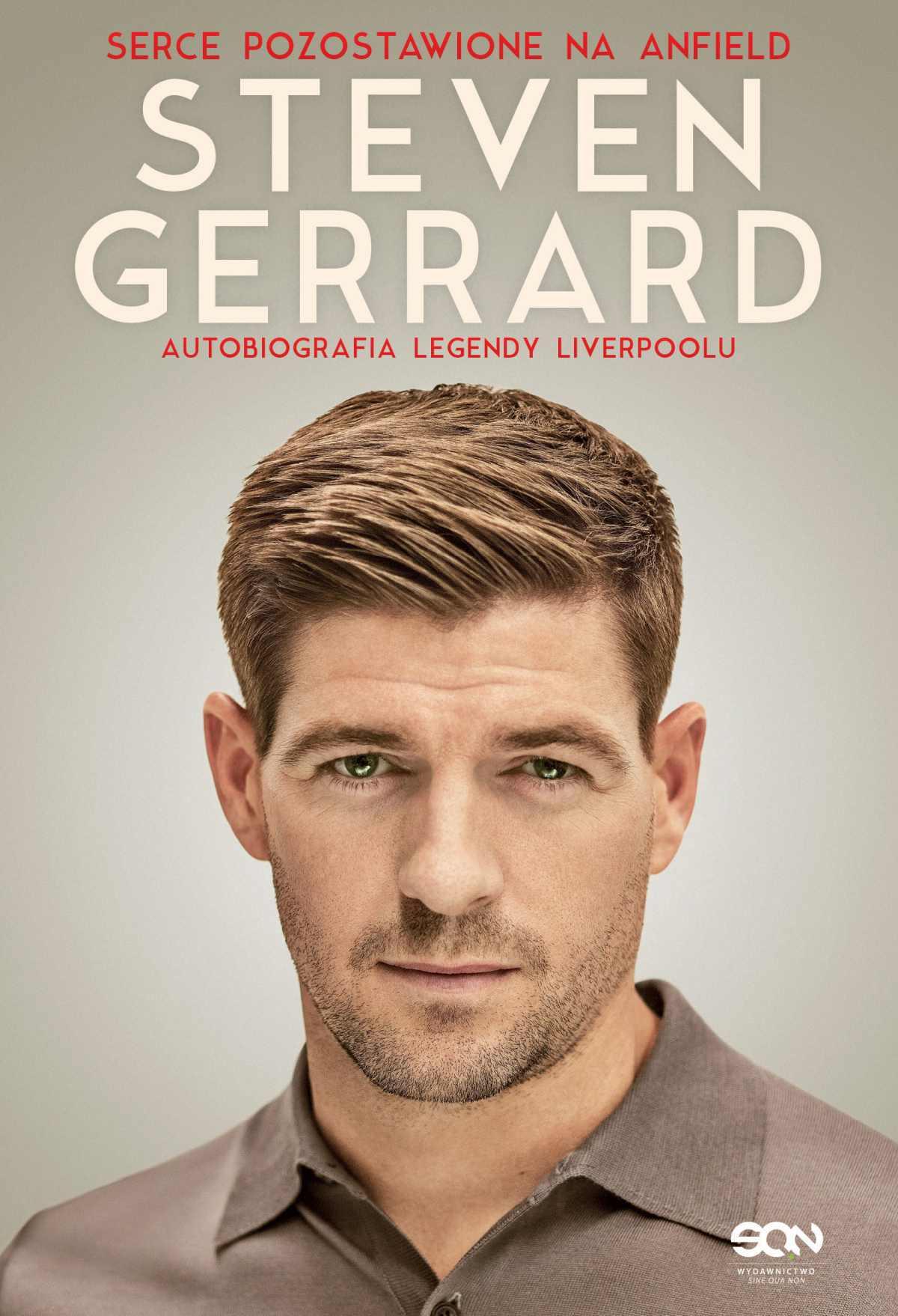 Steven Gerrard. Autobiografia legendy Liverpoolu - Ebook (Książka EPUB) do pobrania w formacie EPUB