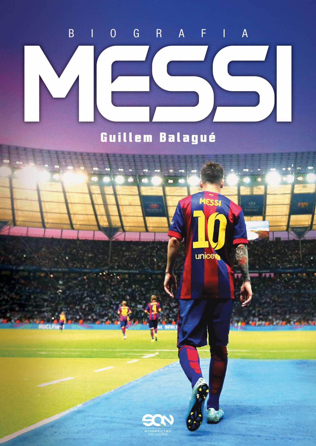 Messi. Biografia - Ebook (Książka EPUB) do pobrania w formacie EPUB