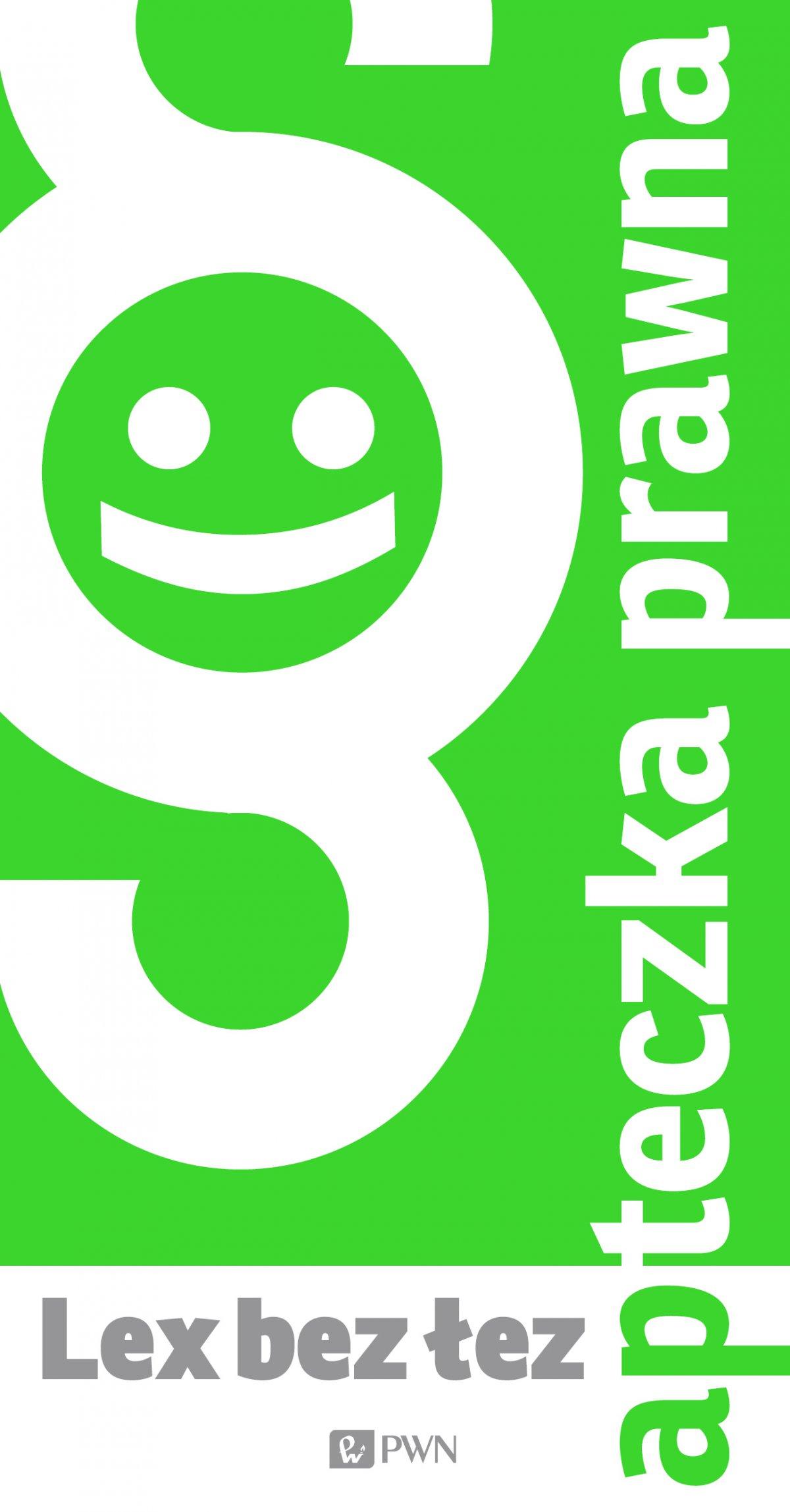 Lex bez łez - Ebook (Książka EPUB) do pobrania w formacie EPUB