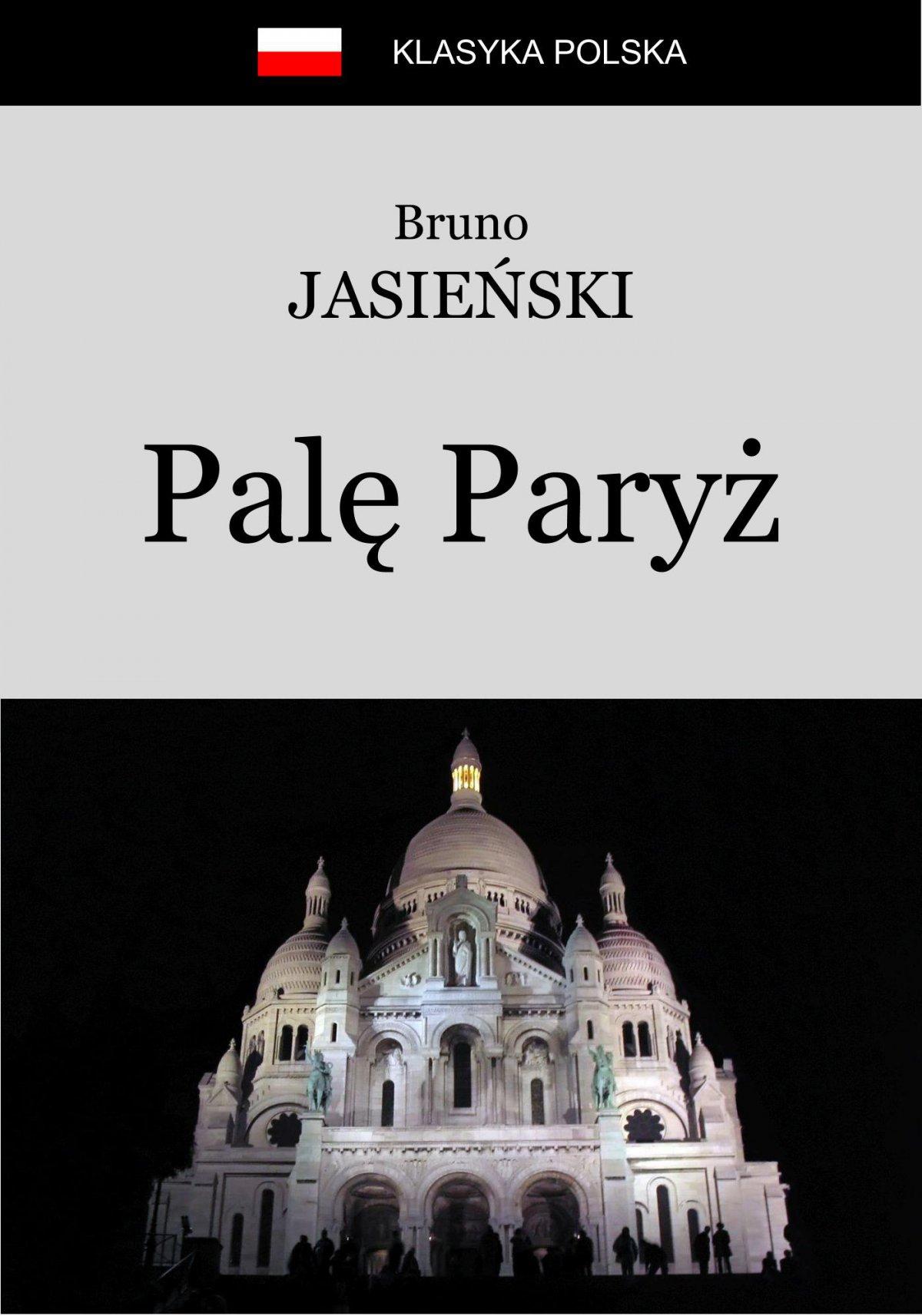 Palę Paryż - Ebook (Książka EPUB) do pobrania w formacie EPUB