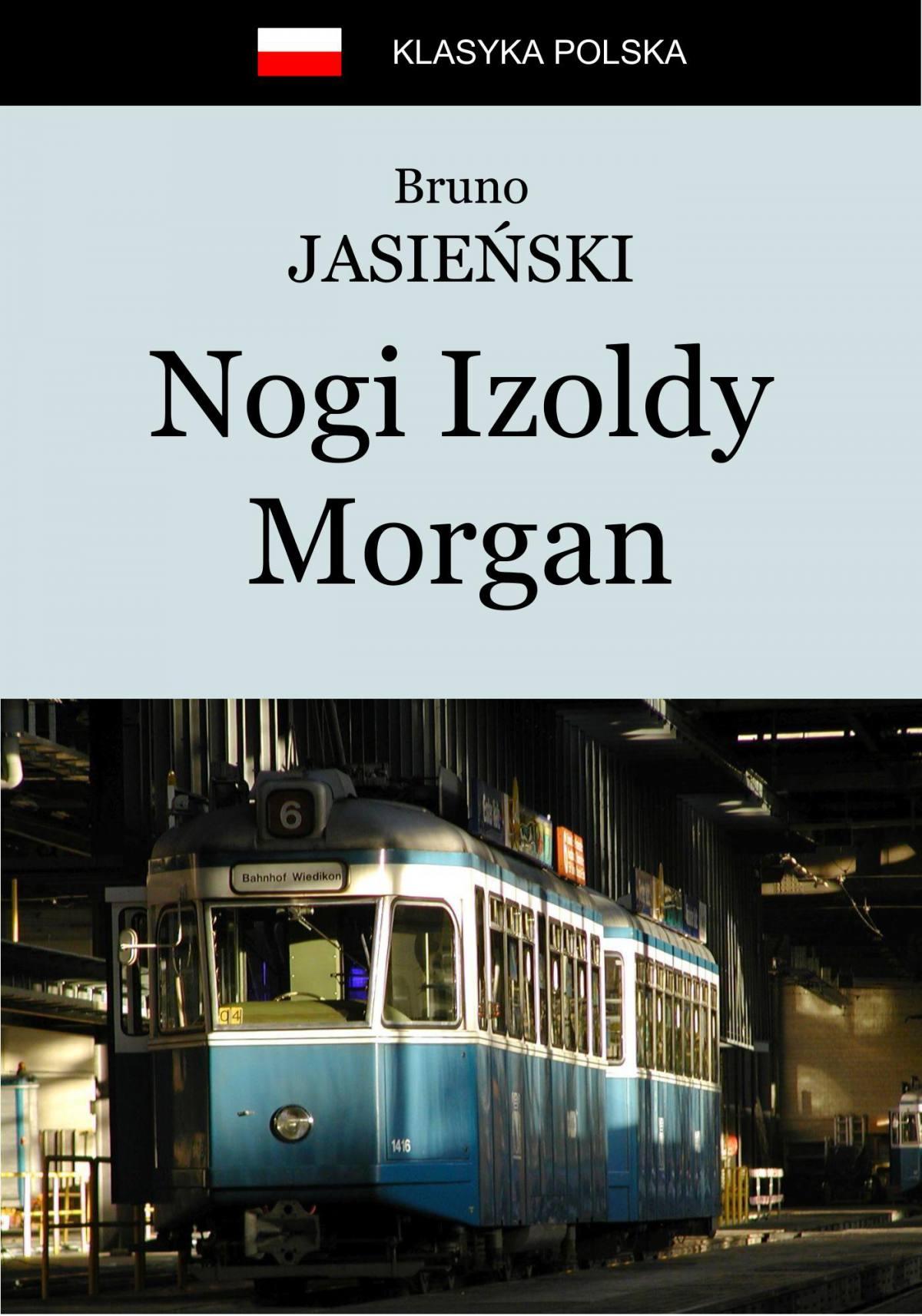 Nogi Izoldy Morgan - Ebook (Książka EPUB) do pobrania w formacie EPUB