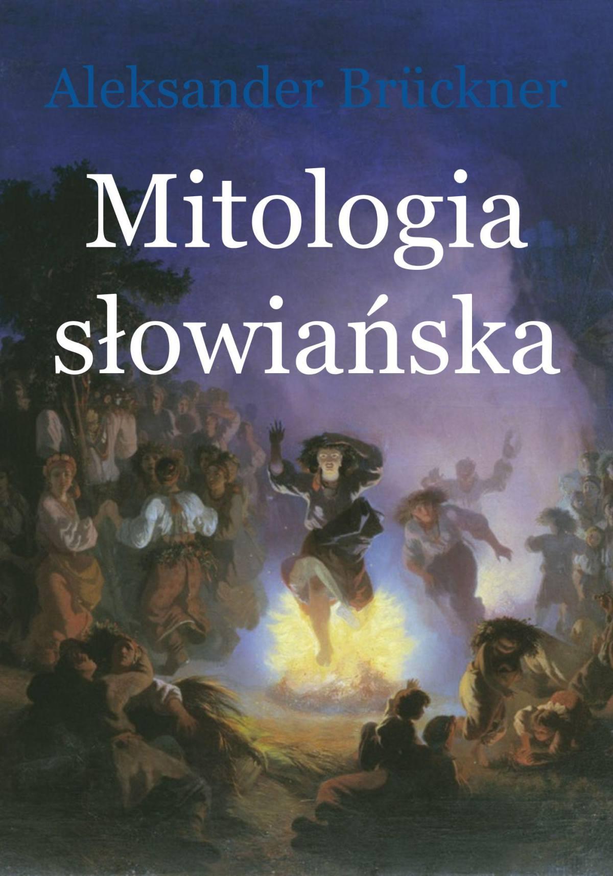 Mitologia słowiańska - Ebook (Książka EPUB) do pobrania w formacie EPUB