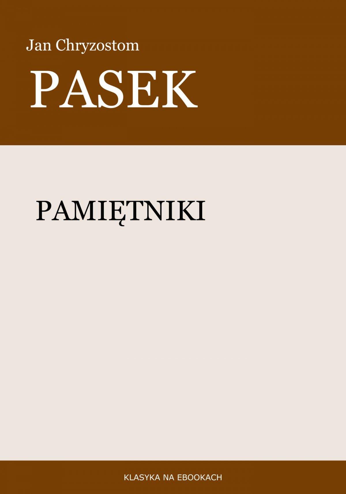 Pamiętniki - Ebook (Książka EPUB) do pobrania w formacie EPUB