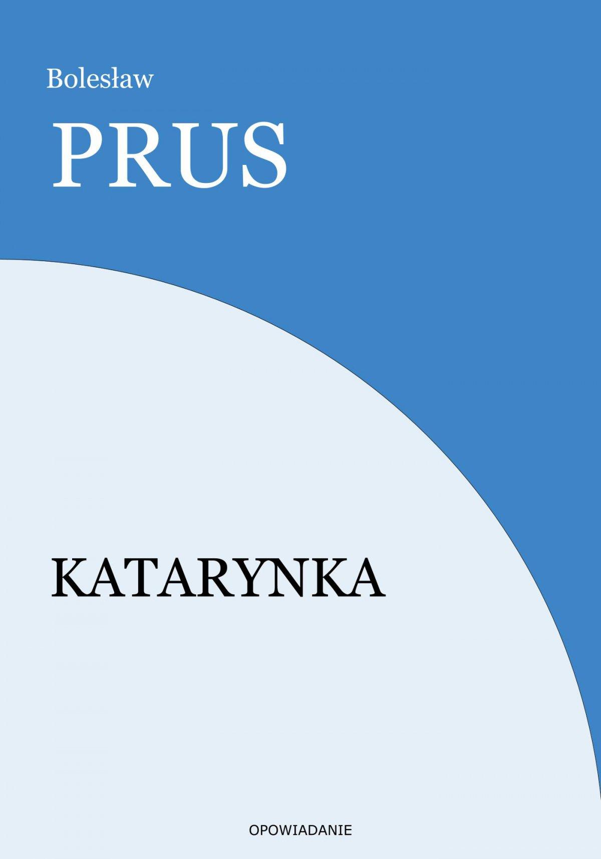 Katarynka - Ebook (Książka EPUB) do pobrania w formacie EPUB