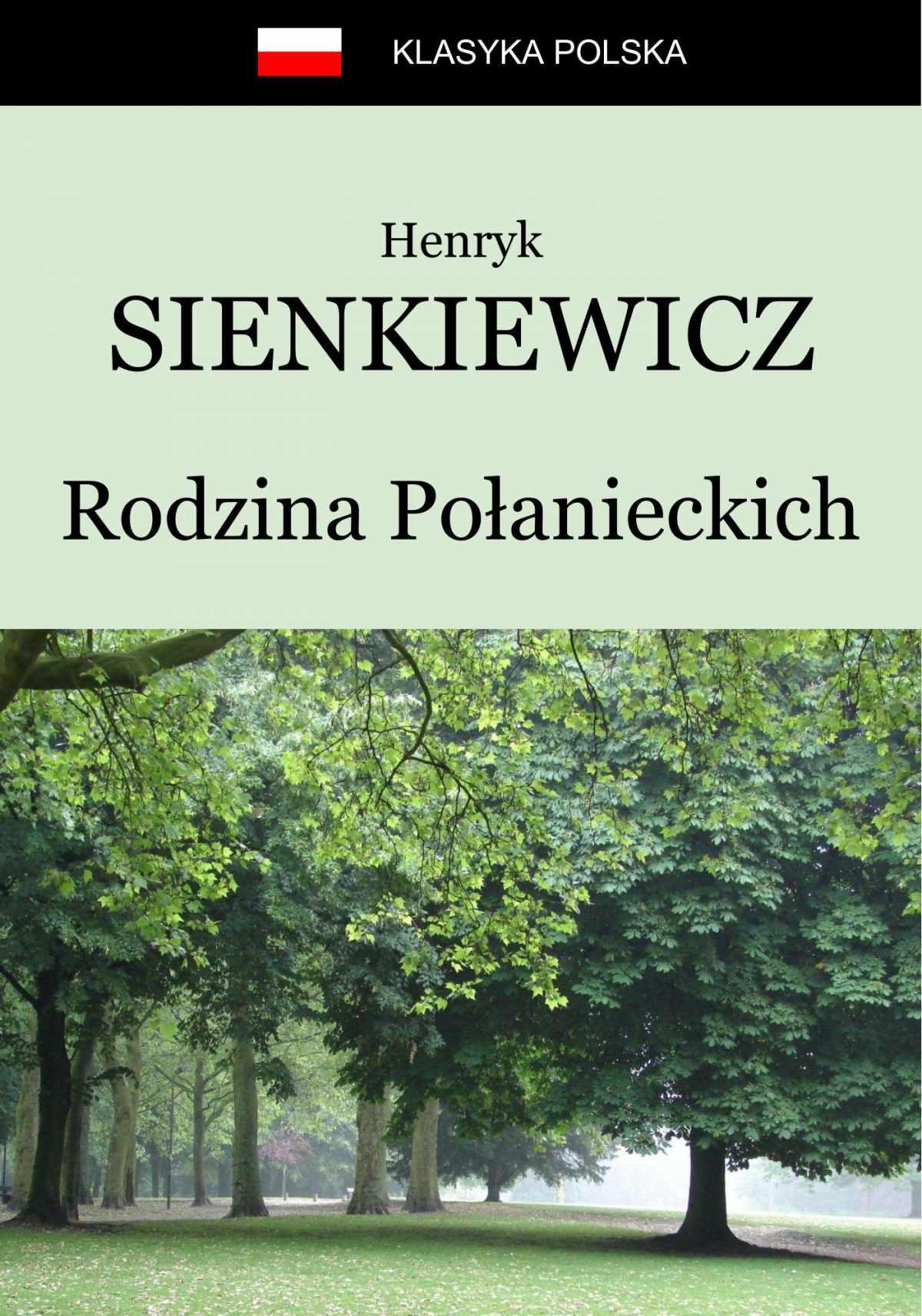 Rodzina Połanieckich - Ebook (Książka EPUB) do pobrania w formacie EPUB