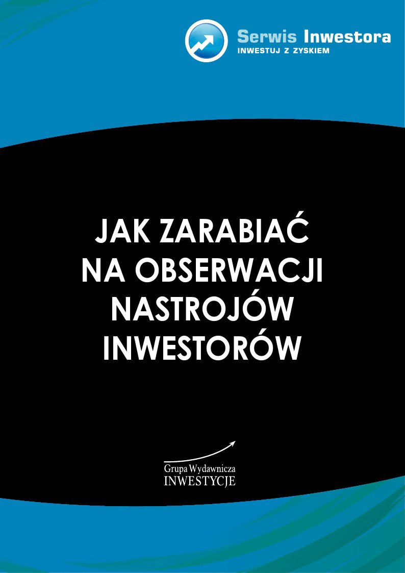 Jak zarabiać naobserwacji nastrojów inwestorów - Ebook (Książka PDF) do pobrania w formacie PDF