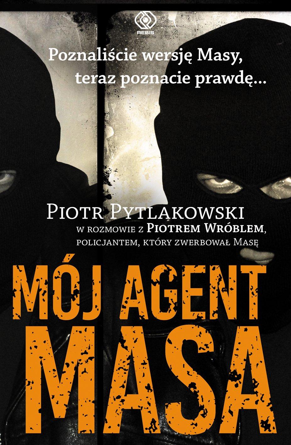 Mój agent Masa - Ebook (Książka na Kindle) do pobrania w formacie MOBI
