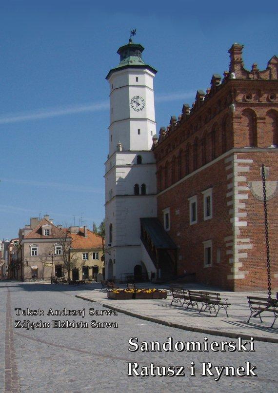 Sandomierski Ratusz i Rynek - Ebook (Książka PDF) do pobrania w formacie PDF