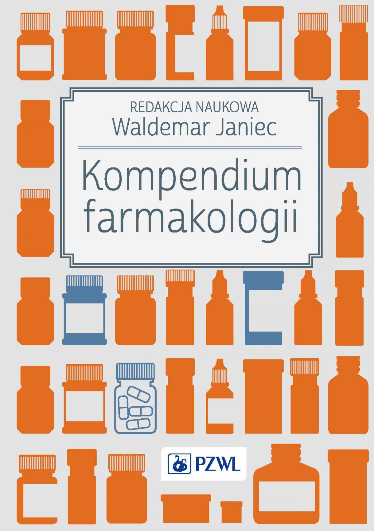 Kompendium farmakologii - Ebook (Książka na Kindle) do pobrania w formacie MOBI