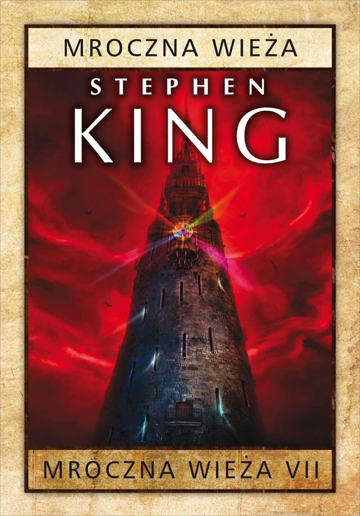 Mroczna Wieża VII: Mroczna Wieża - Ebook (Książka EPUB) do pobrania w formacie EPUB