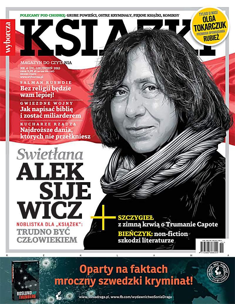 Książki. Magazyn do czytania 4/2015 - Ebook (Książka PDF) do pobrania w formacie PDF