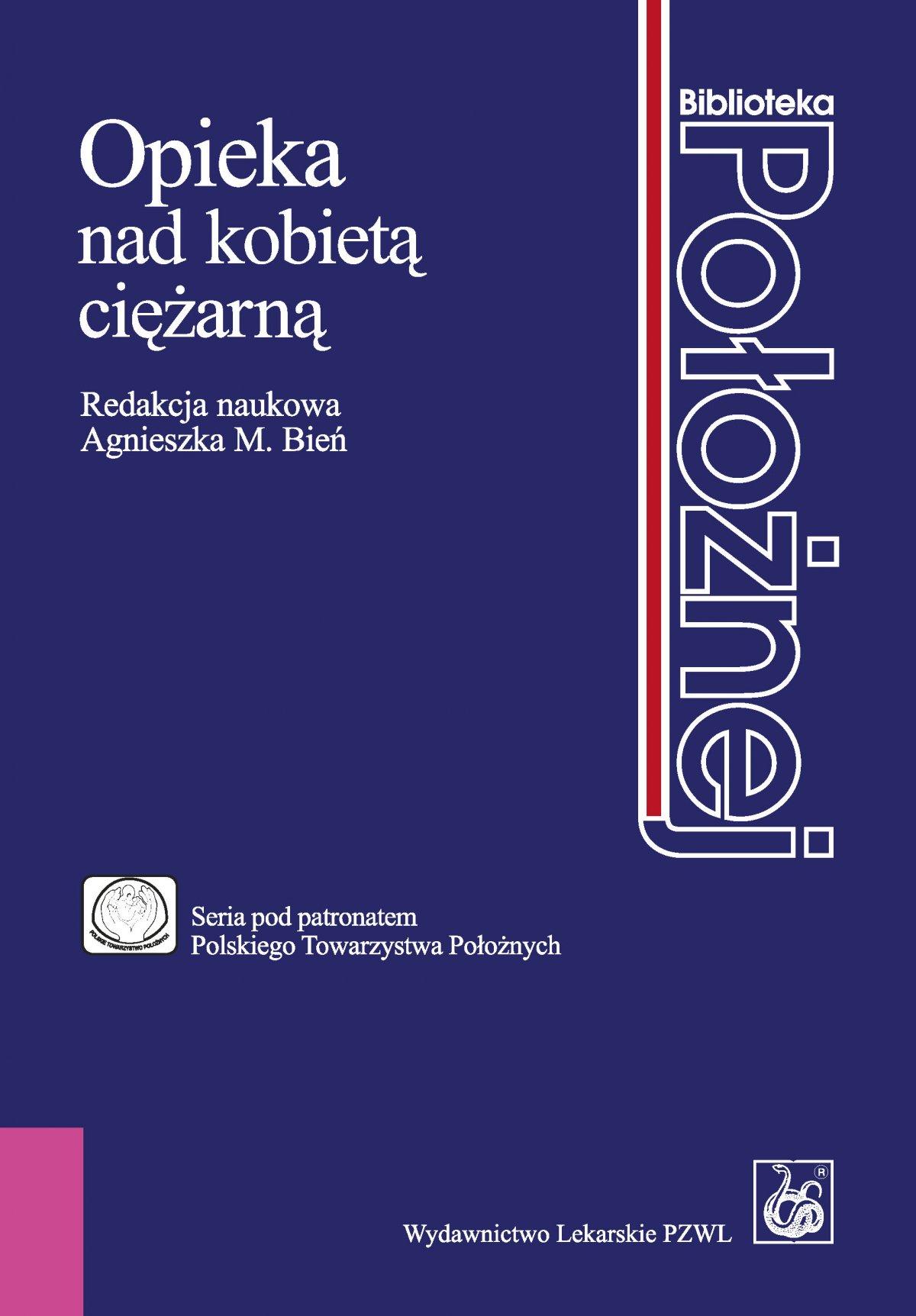 Opieka nad kobietą ciężarną… - Ebook (Książka na Kindle) do pobrania w formacie MOBI