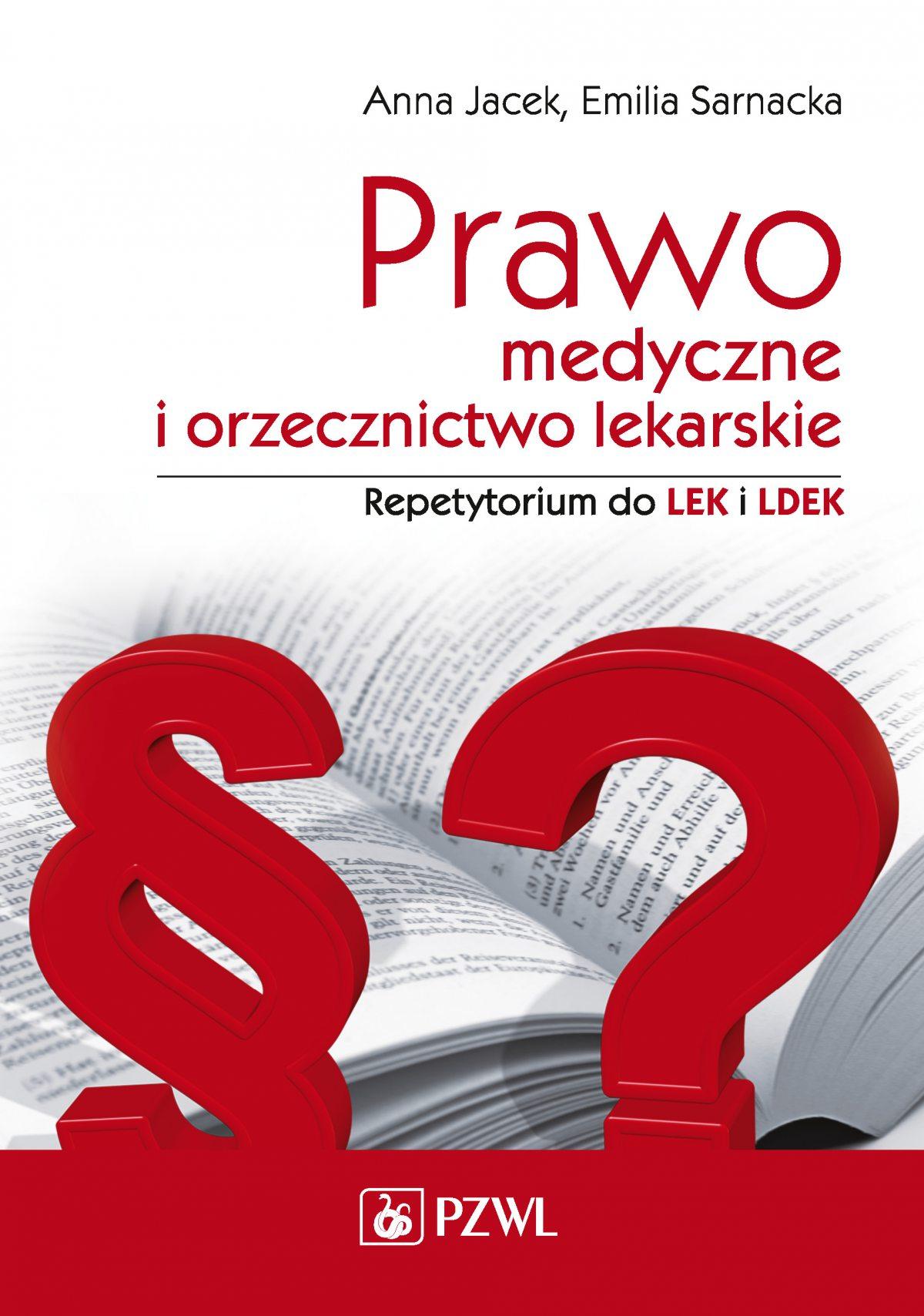 Prawo medyczne i orzecznictwo lekarskie. Repetytorium - Ebook (Książka na Kindle) do pobrania w formacie MOBI