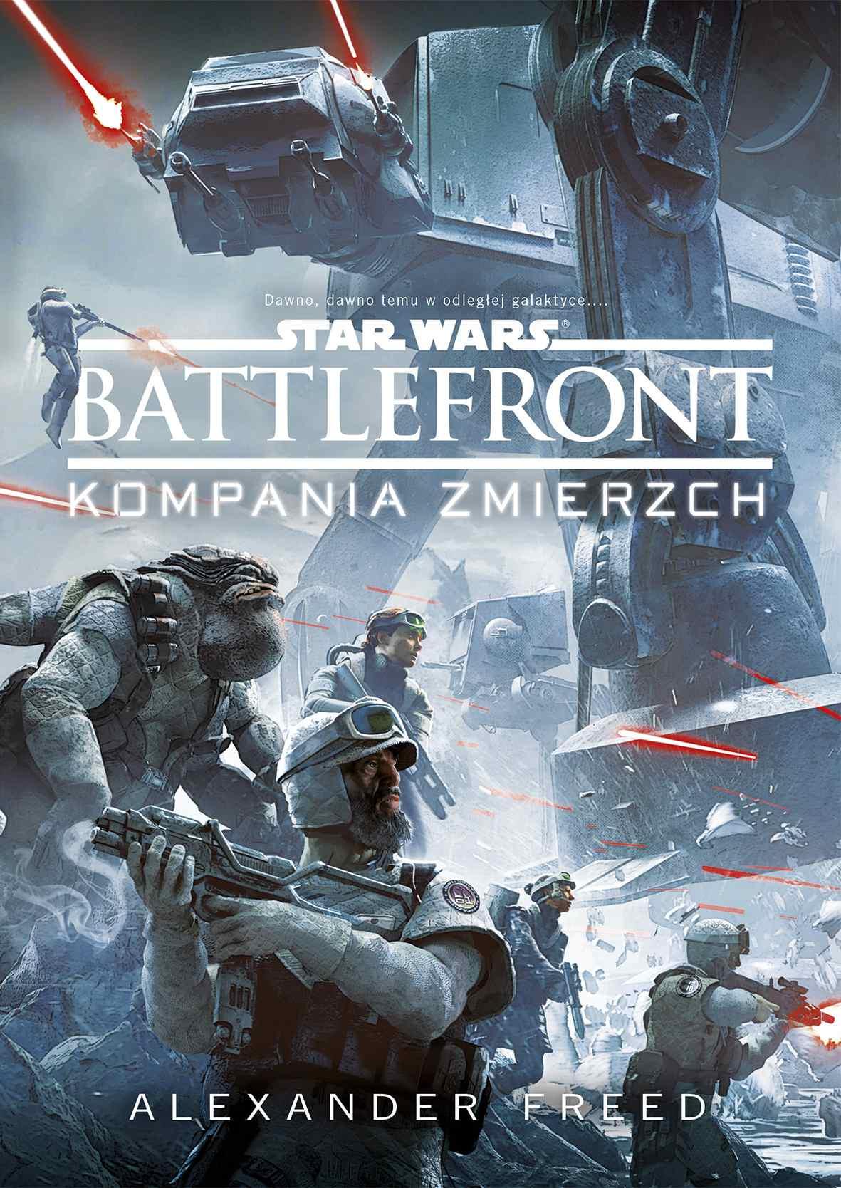 Star Wars. Battlefront. Kompania zmierzch - Ebook (Książka EPUB) do pobrania w formacie EPUB
