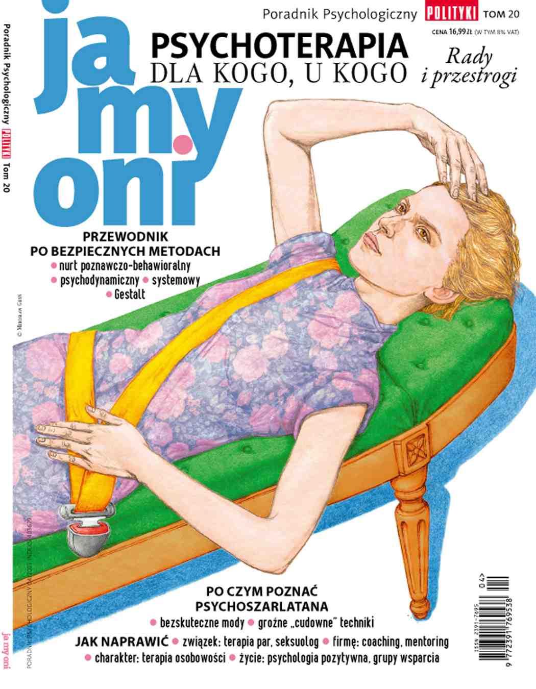 Poradnik Psychologiczny: Psychoterapia - Ebook (Książka PDF) do pobrania w formacie PDF