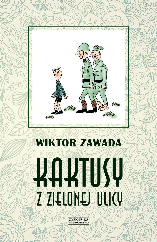 Kaktusy z Zielonej ulicy - Ebook (Książka na Kindle) do pobrania w formacie MOBI