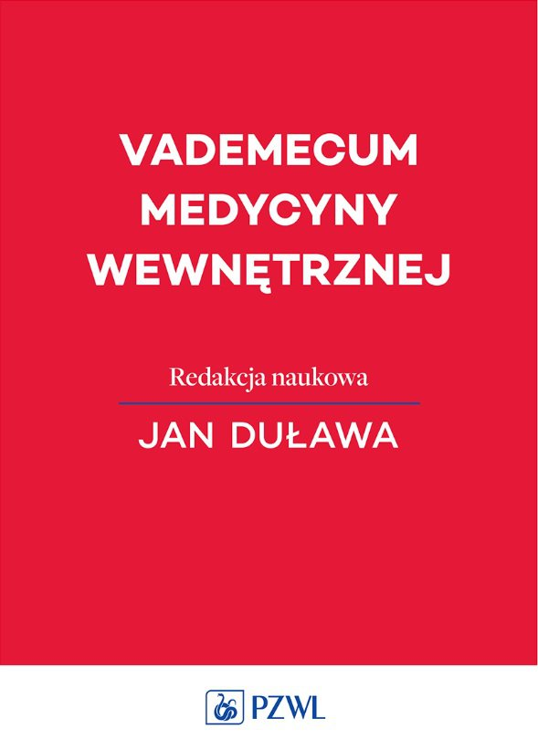 Vademecum medycyny wewnętrznej - Ebook (Książka na Kindle) do pobrania w formacie MOBI