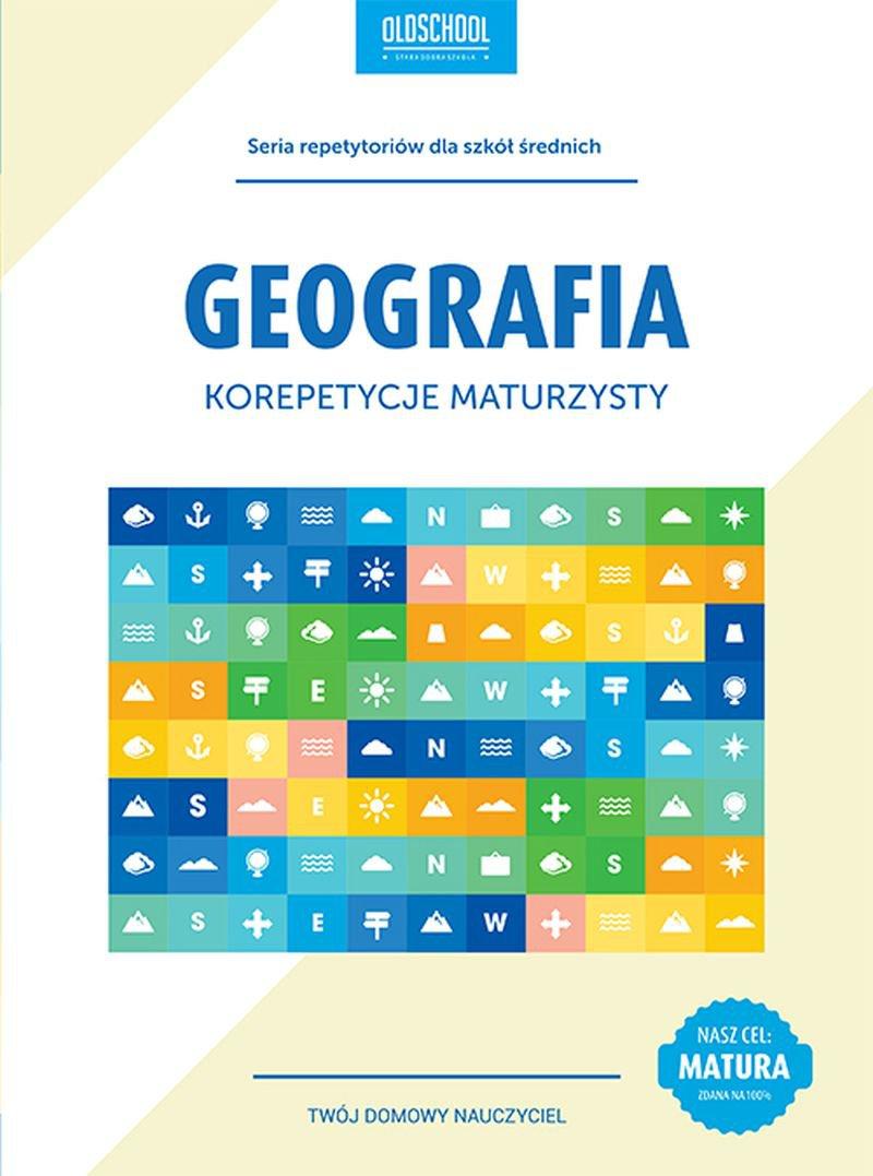 Geografia. Korepetycje maturzysty - Ebook (Książka PDF) do pobrania w formacie PDF