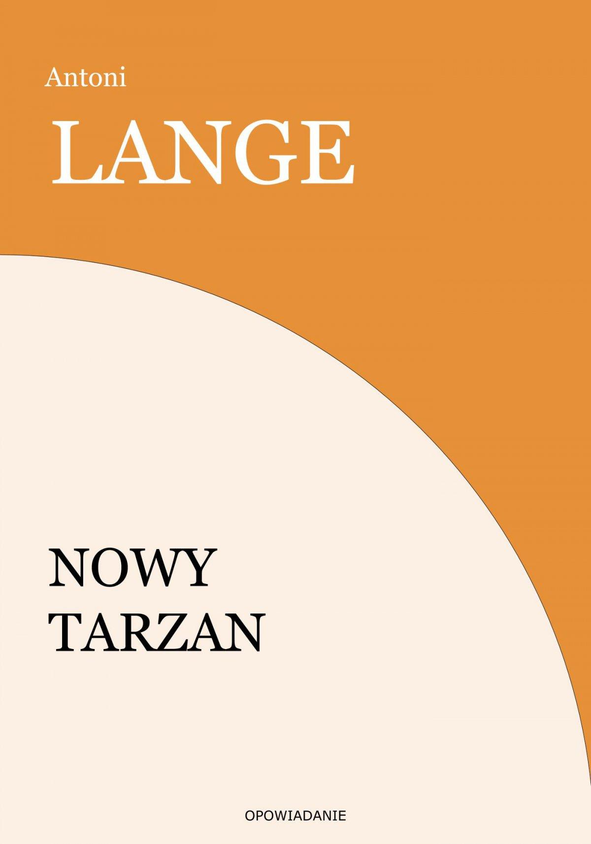 Nowy Tarzan - Ebook (Książka na Kindle) do pobrania w formacie MOBI