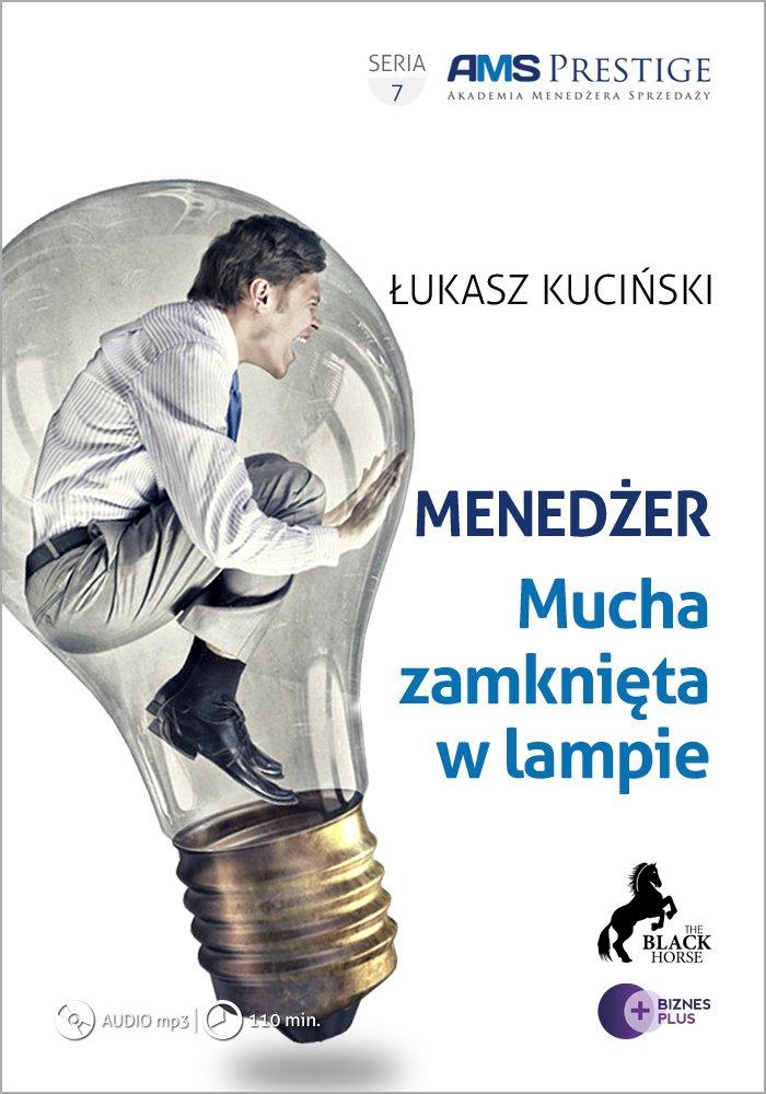 Menedżer. Mucha zamknięta w lampie - Audiobook (Książka audio MP3) do pobrania w całości w archiwum ZIP