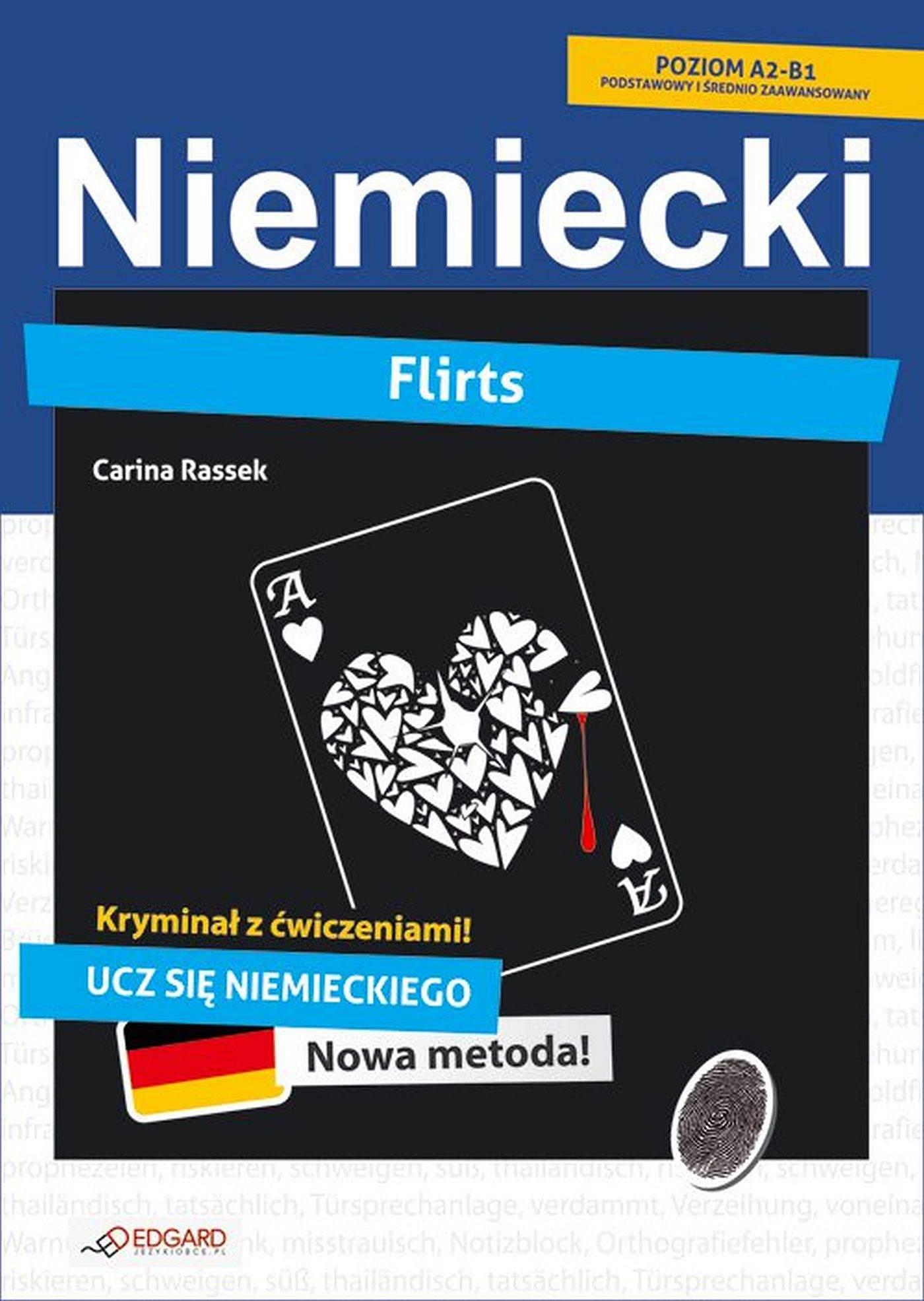 Flirts. Niemiecki kryminał z ćwiczeniami - Ebook (Książka EPUB) do pobrania w formacie EPUB