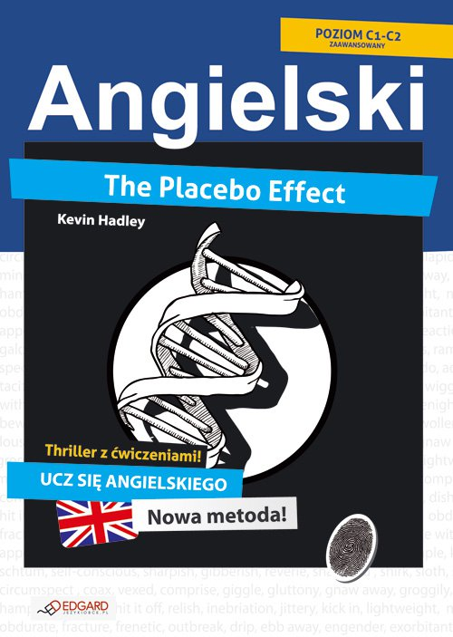 Placebo Effect. Angielski thriller z ćwiczeniami - Ebook (Książka na Kindle) do pobrania w formacie MOBI