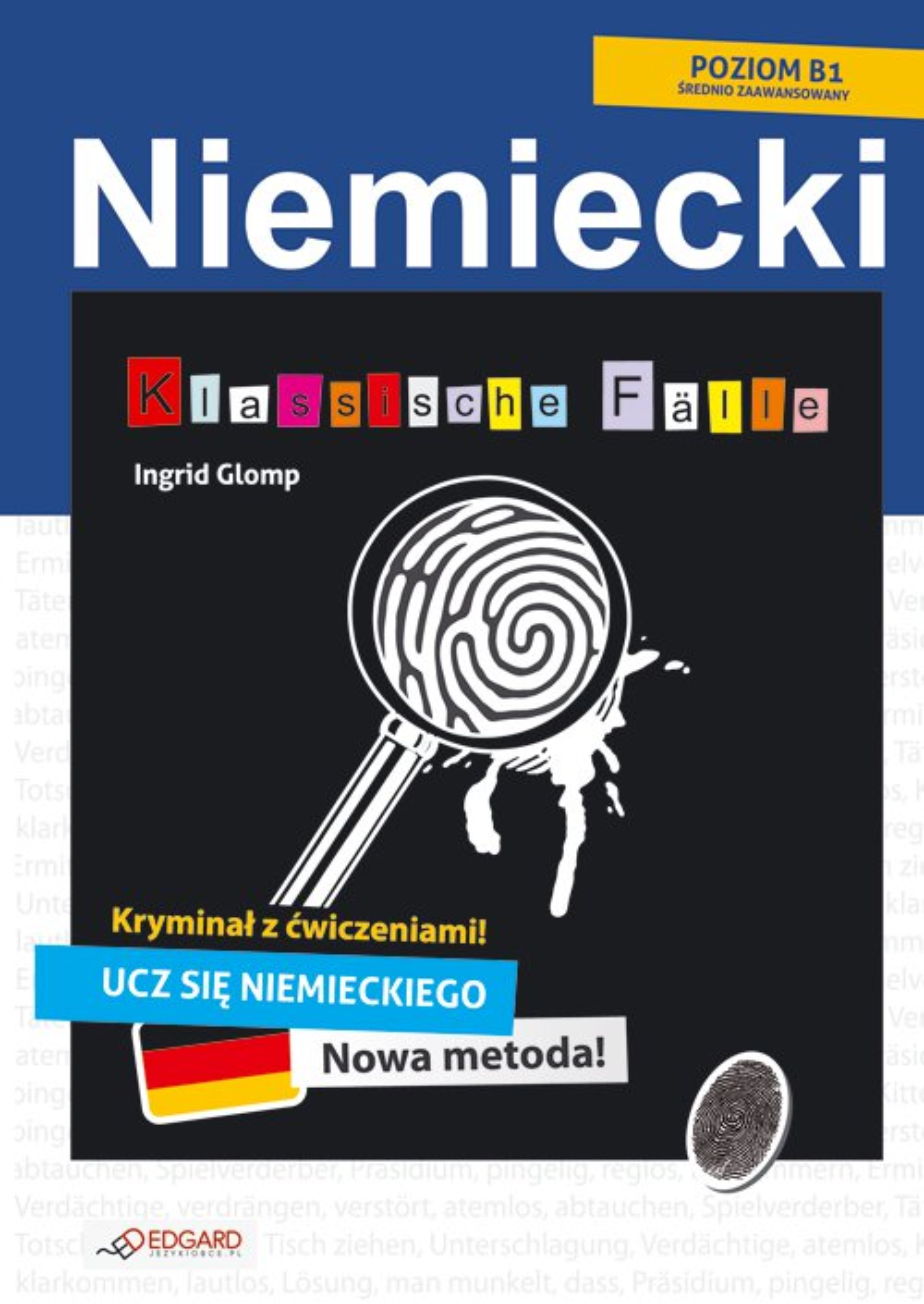 Klassische falle. Niemiecki kryminał z ćwiczeniami - Ebook (Książka EPUB) do pobrania w formacie EPUB