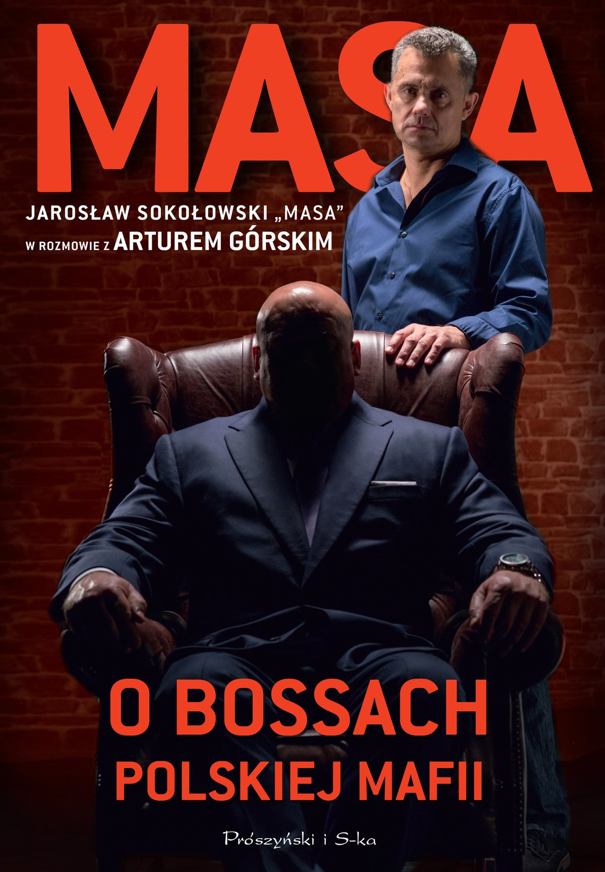 Masa o bossach polskiej mafii - Ebook (Książka EPUB) do pobrania w formacie EPUB