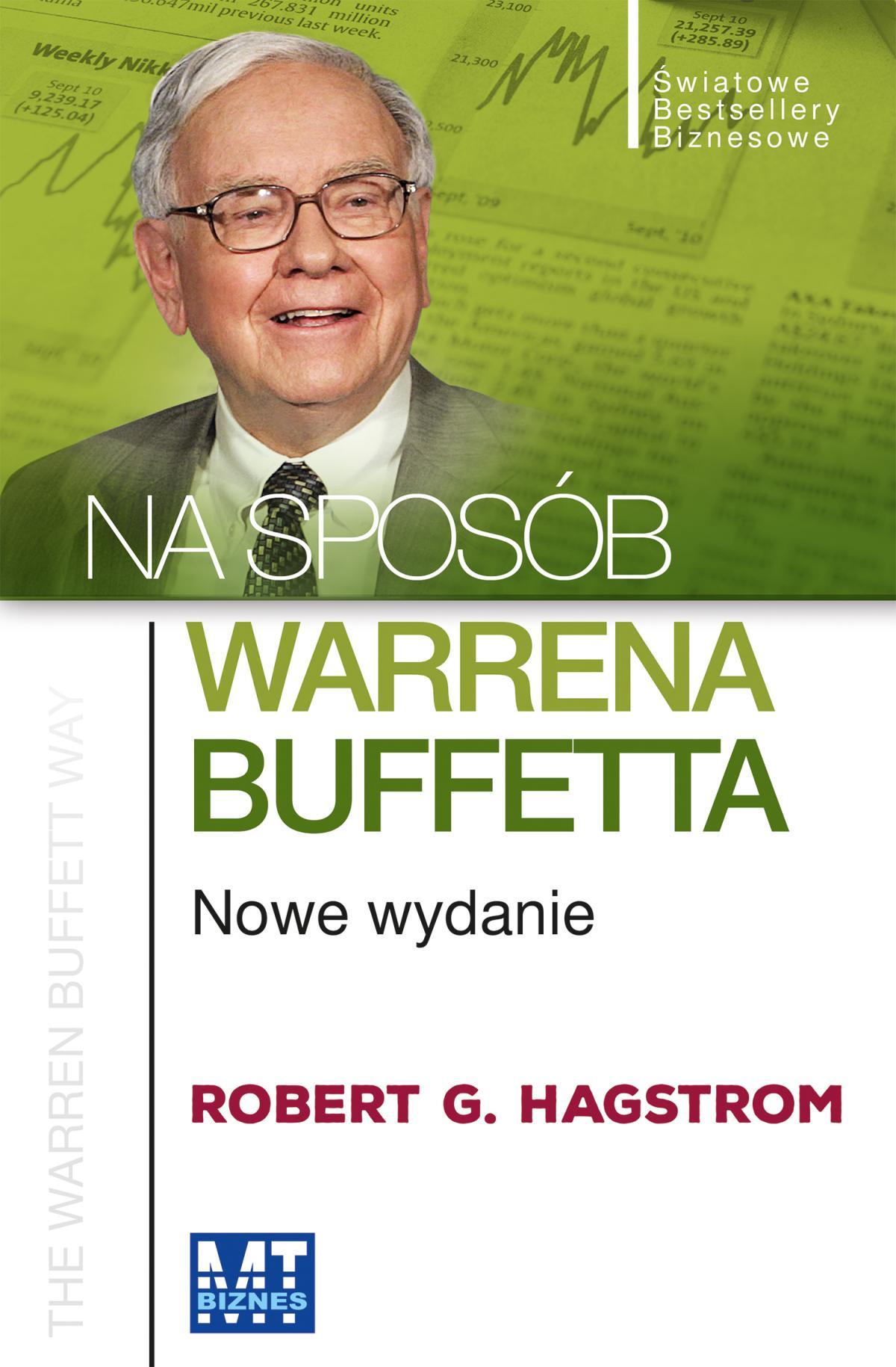 Na sposób Warrena Buffeta - Ebook (Książka na Kindle) do pobrania w formacie MOBI