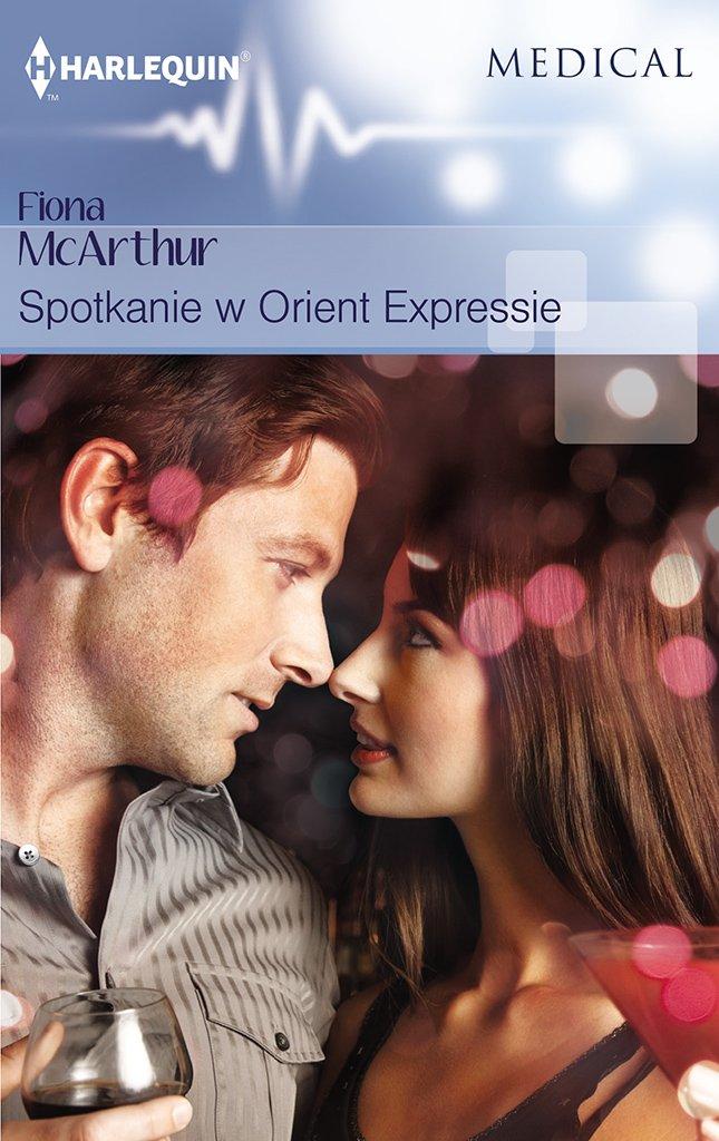 Spotkanie w Orient Expressie - Ebook (Książka na Kindle) do pobrania w formacie MOBI