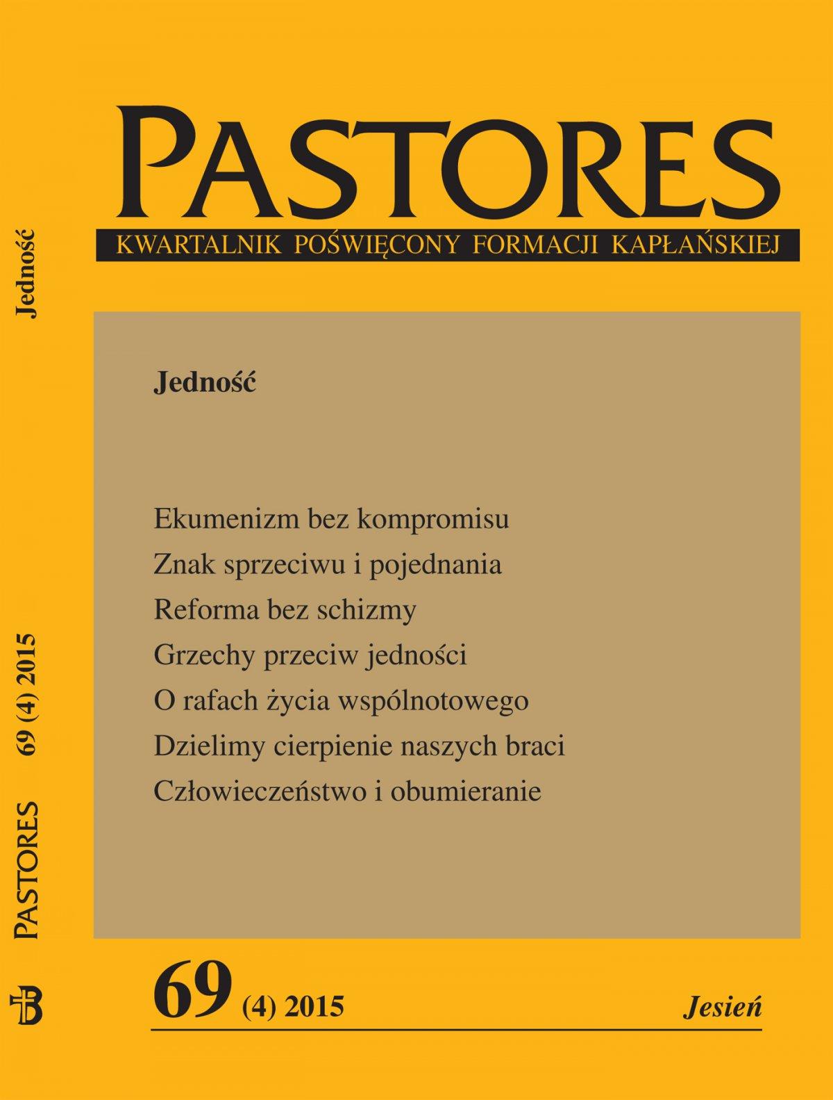 Pastores 69 (4) 2015 - Ebook (Książka EPUB) do pobrania w formacie EPUB