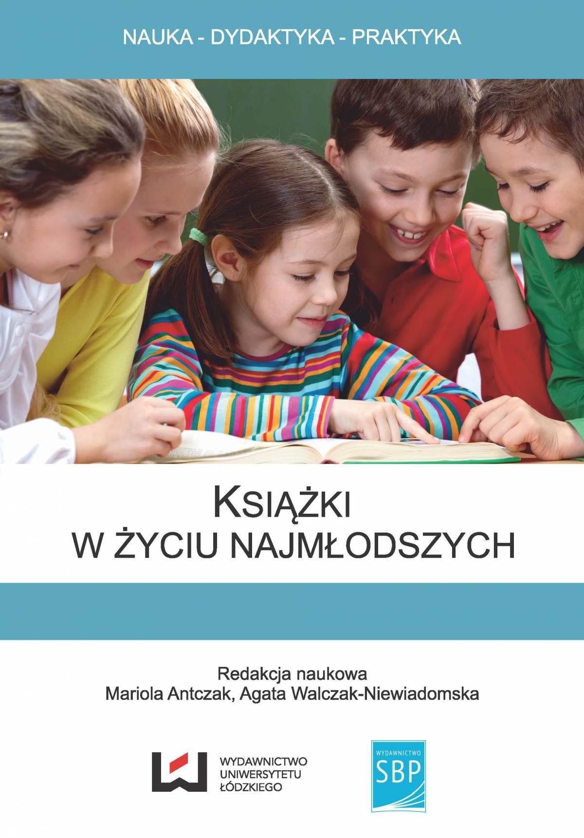 Książki w życiu najmłodszych - Ebook (Książka PDF) do pobrania w formacie PDF