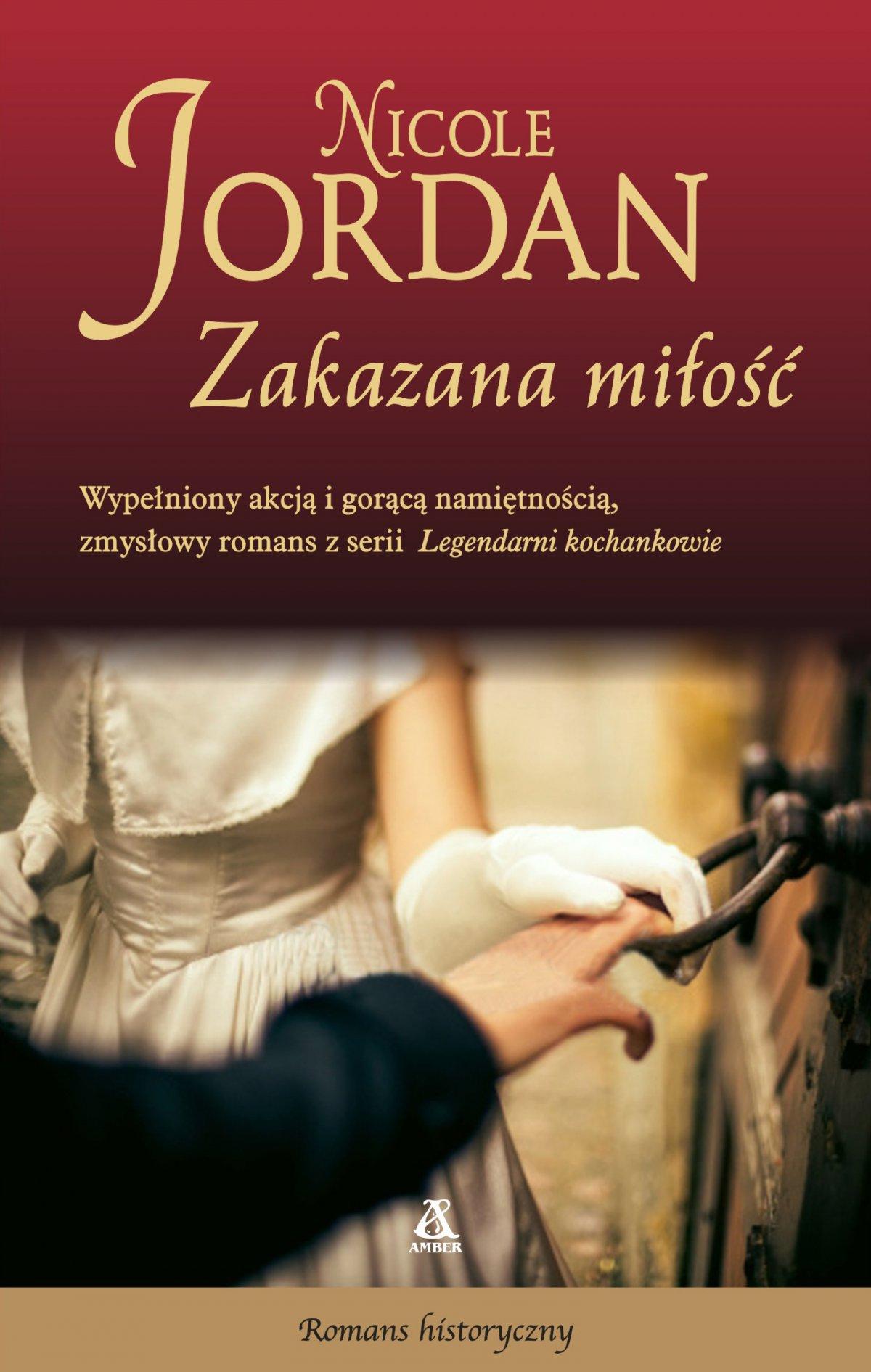 Zakazana miłość - Ebook (Książka na Kindle) do pobrania w formacie MOBI