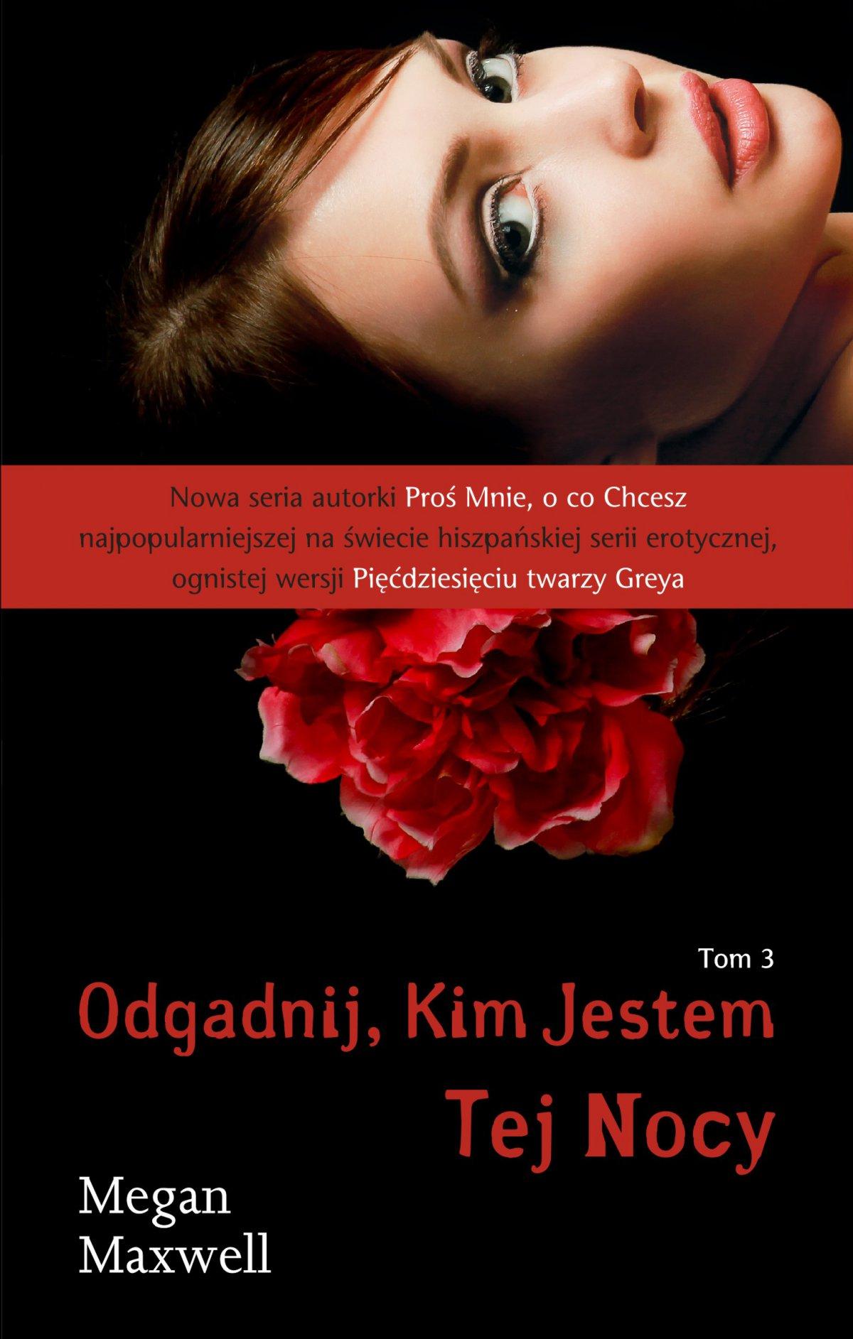 Odgadnij kim jestem. Tom 3 Tej nocy - Ebook (Książka na Kindle) do pobrania w formacie MOBI