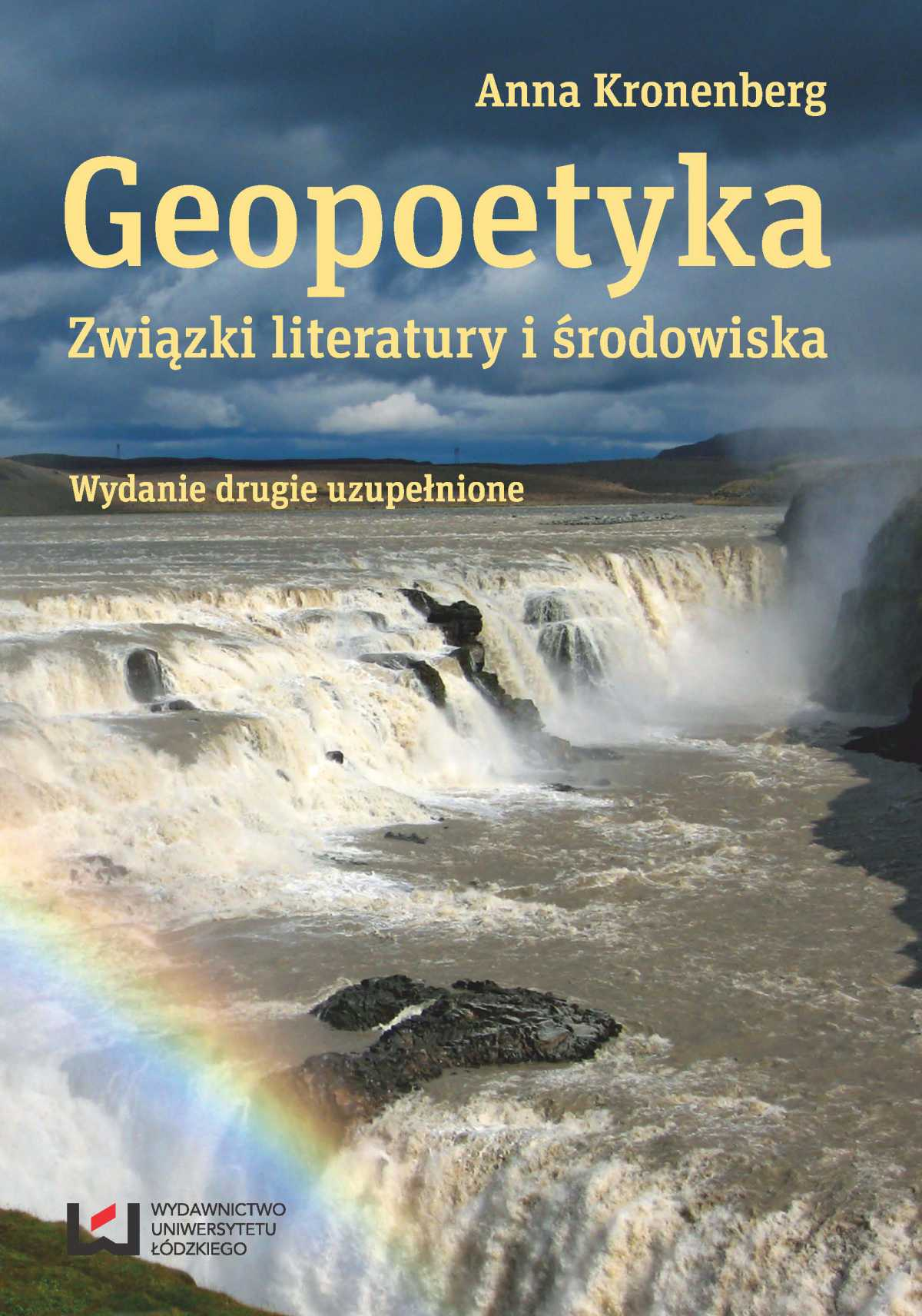 Geopoetyka. Związki literatury i środowiska. Wydanie drugie uzupełnione - Ebook (Książka PDF) do pobrania w formacie PDF