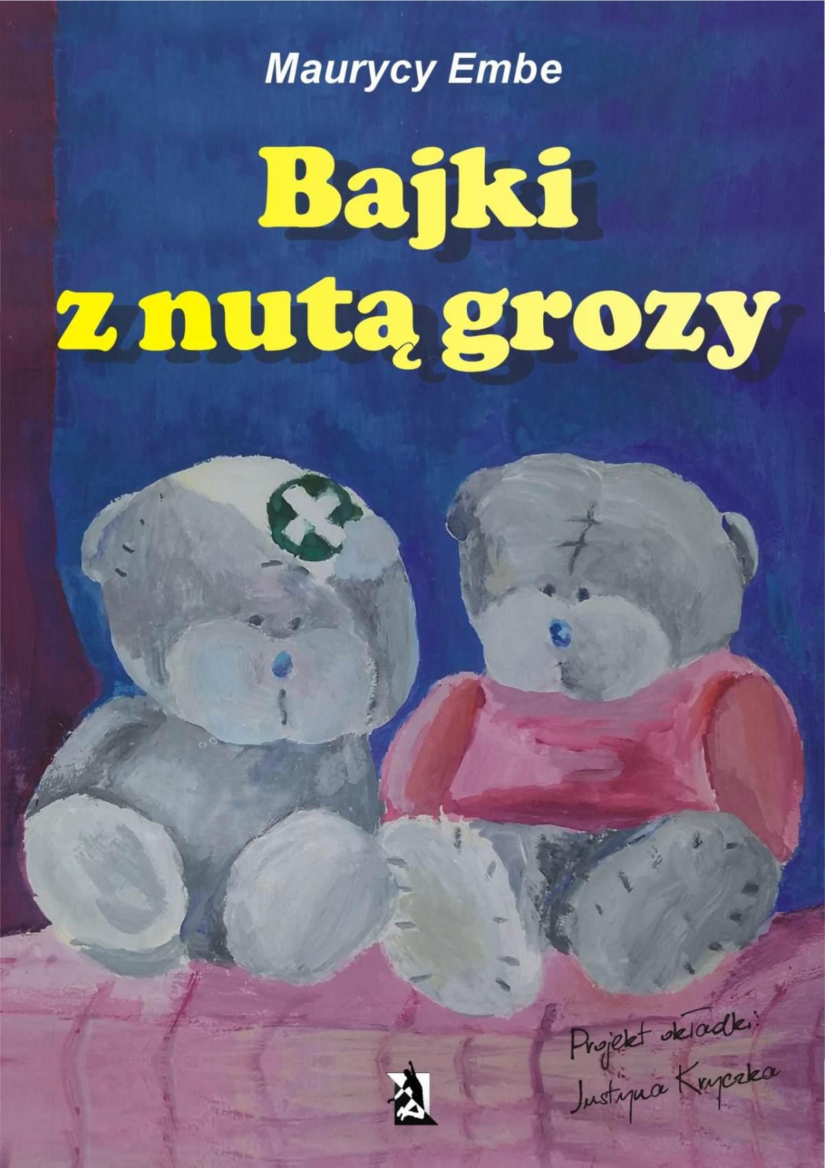 Bajki z nutą grozy - Ebook (Książka EPUB) do pobrania w formacie EPUB