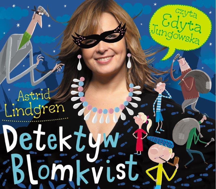 Detektyw Blomkvist - Audiobook (Książka audio MP3) do pobrania w całości w archiwum ZIP