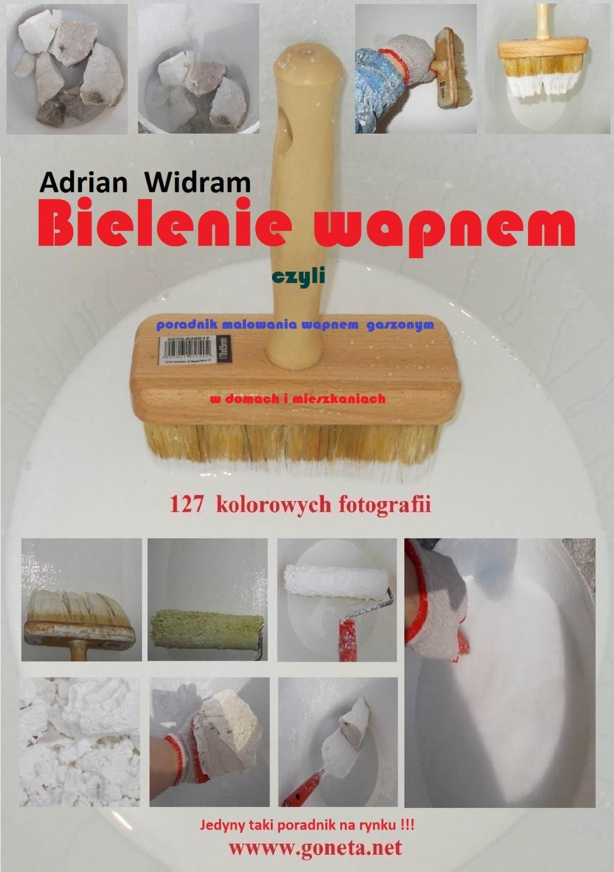 Bielenie wapnem - Ebook (Książka na Kindle) do pobrania w formacie MOBI