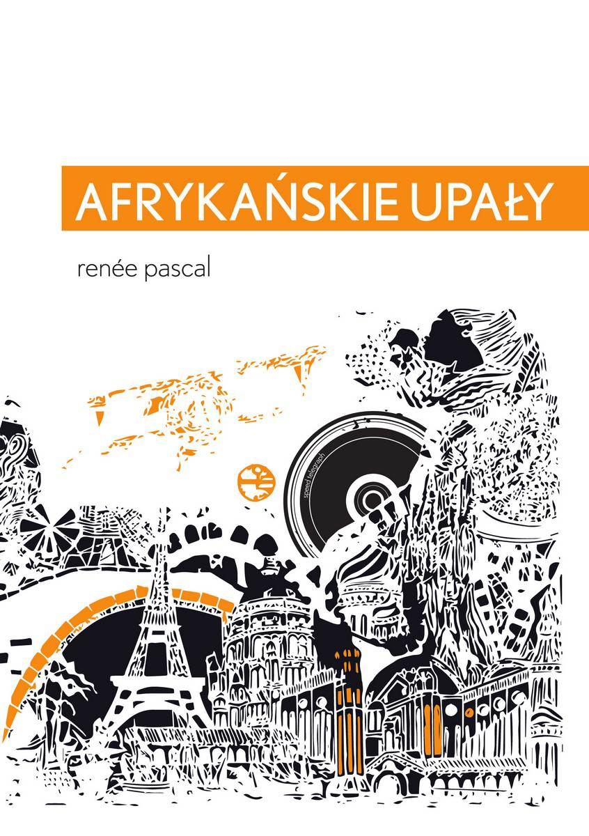 Afrykańskie upały - Ebook (Książka EPUB) do pobrania w formacie EPUB
