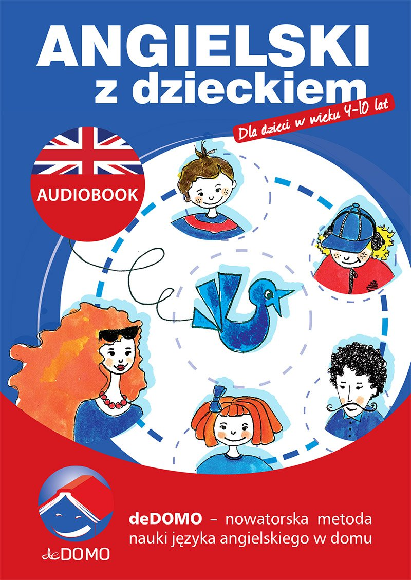 Angielski z dzieckiem - Audiobook (Książka audio MP3) do pobrania w całości w archiwum ZIP