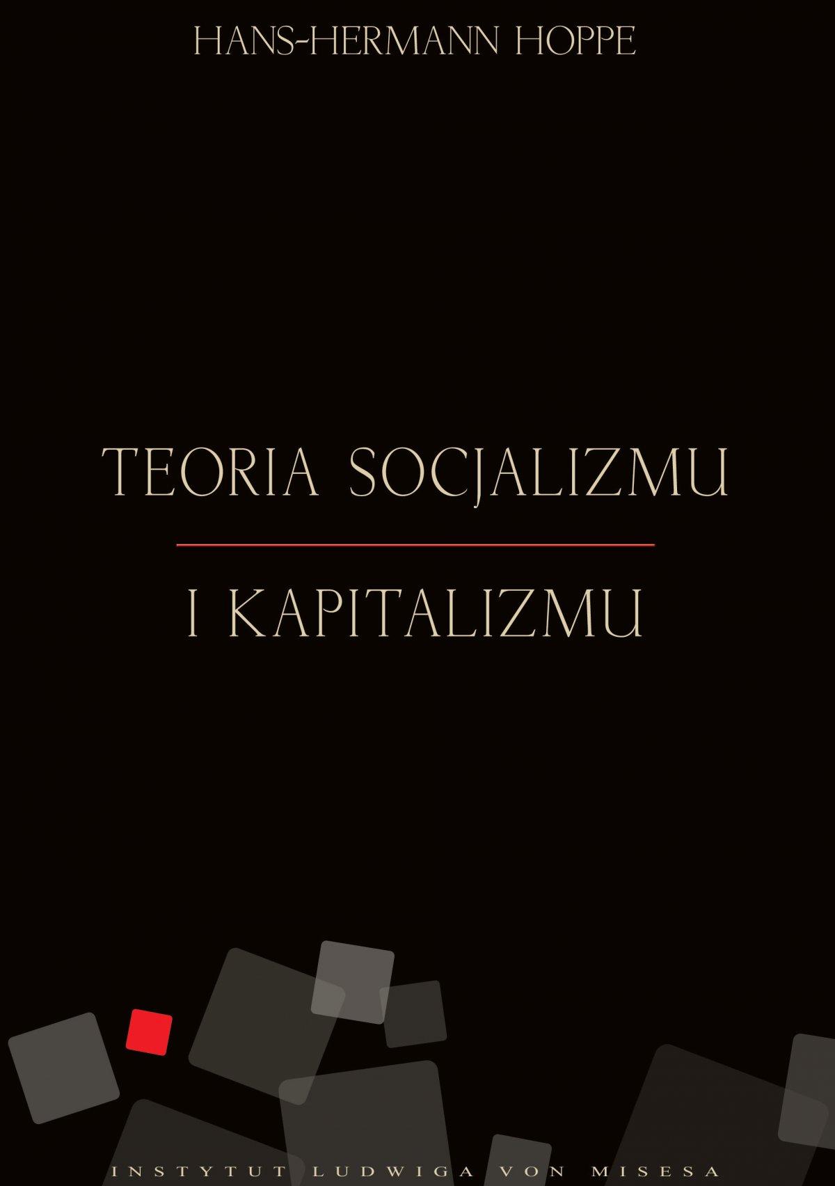 Teoria socjalizmu i kapitalizmu - Ebook (Książka EPUB) do pobrania w formacie EPUB