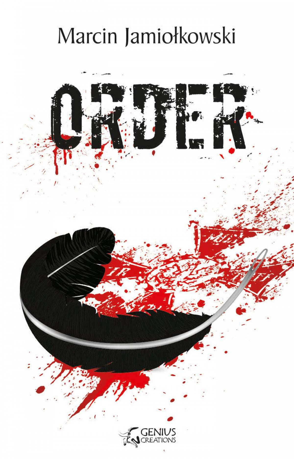 Order - Ebook (Książka EPUB) do pobrania w formacie EPUB