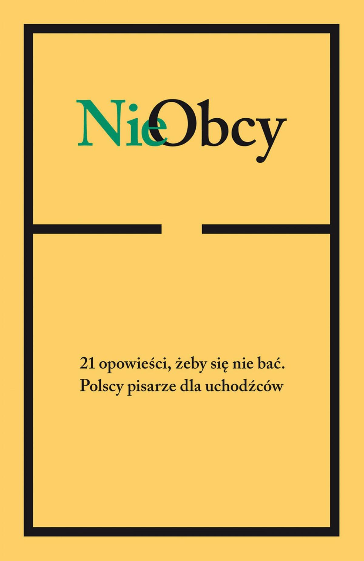 NieObcy - Ebook (Książka na Kindle) do pobrania w formacie MOBI