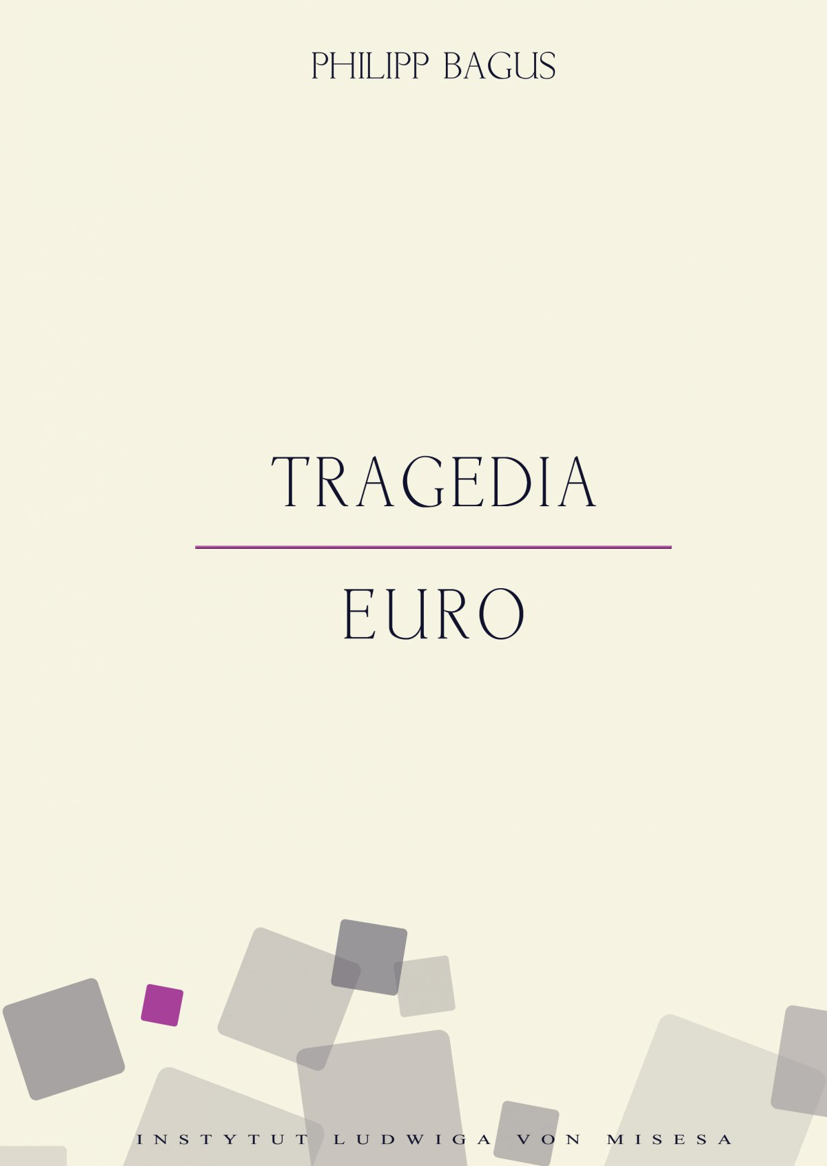 Tragedia euro - Ebook (Książka EPUB) do pobrania w formacie EPUB