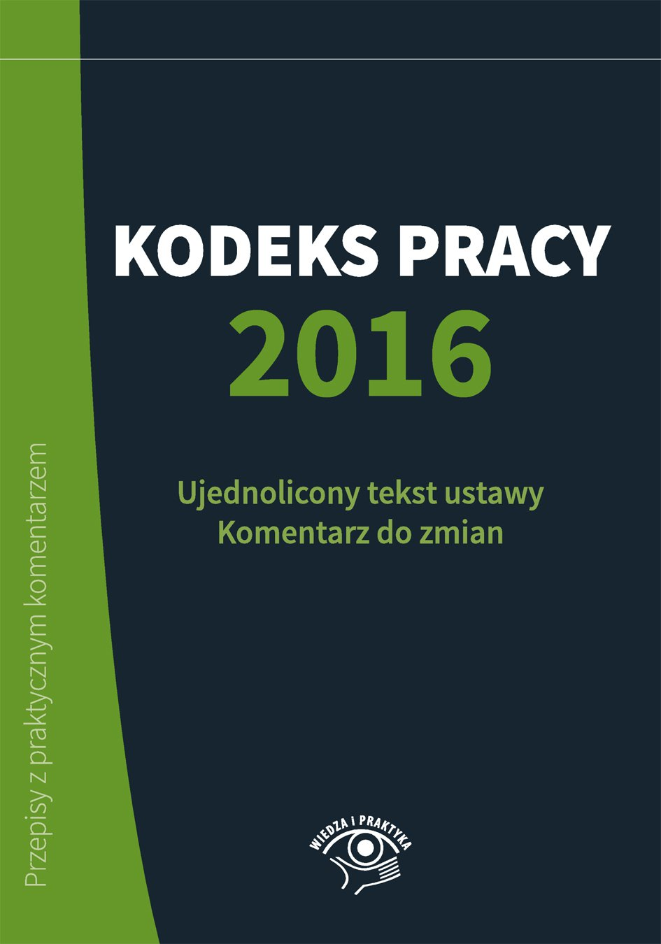 Kodeks Pracy 2016 - Ebook (Książka PDF) do pobrania w formacie PDF