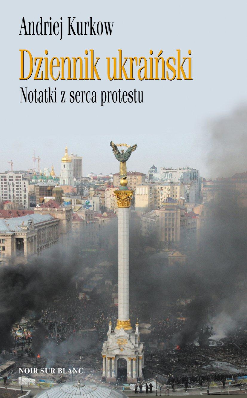 Dziennik ukraiński - Ebook (Książka EPUB) do pobrania w formacie EPUB