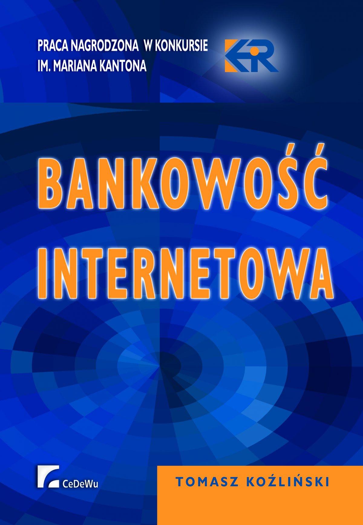 Bankowość internetowa - Ebook (Książka PDF) do pobrania w formacie PDF