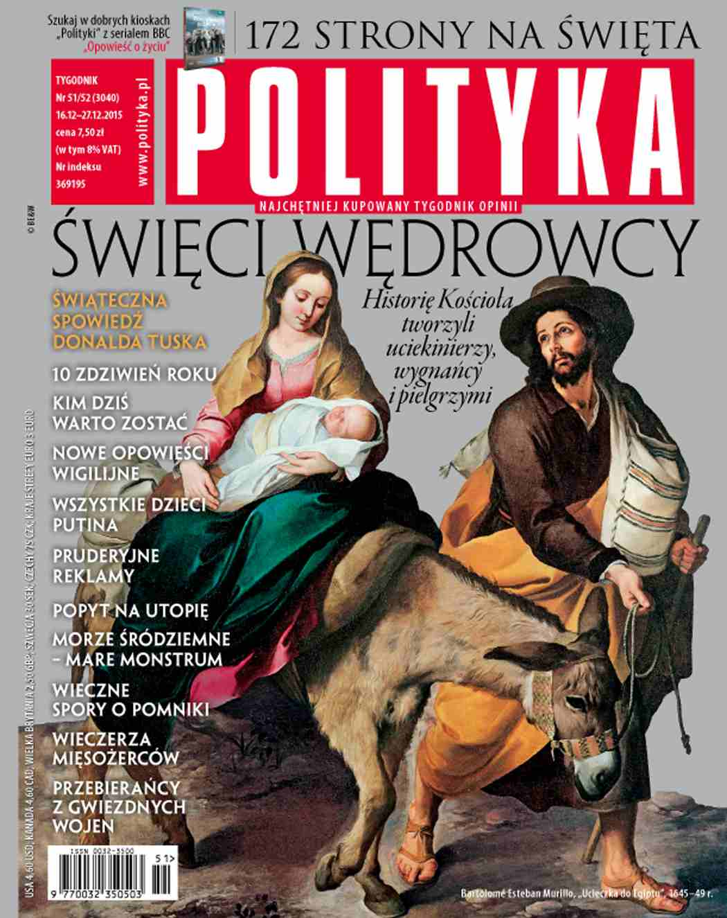 Polityka nr 51/52/2015 - Ebook (Książka PDF) do pobrania w formacie PDF