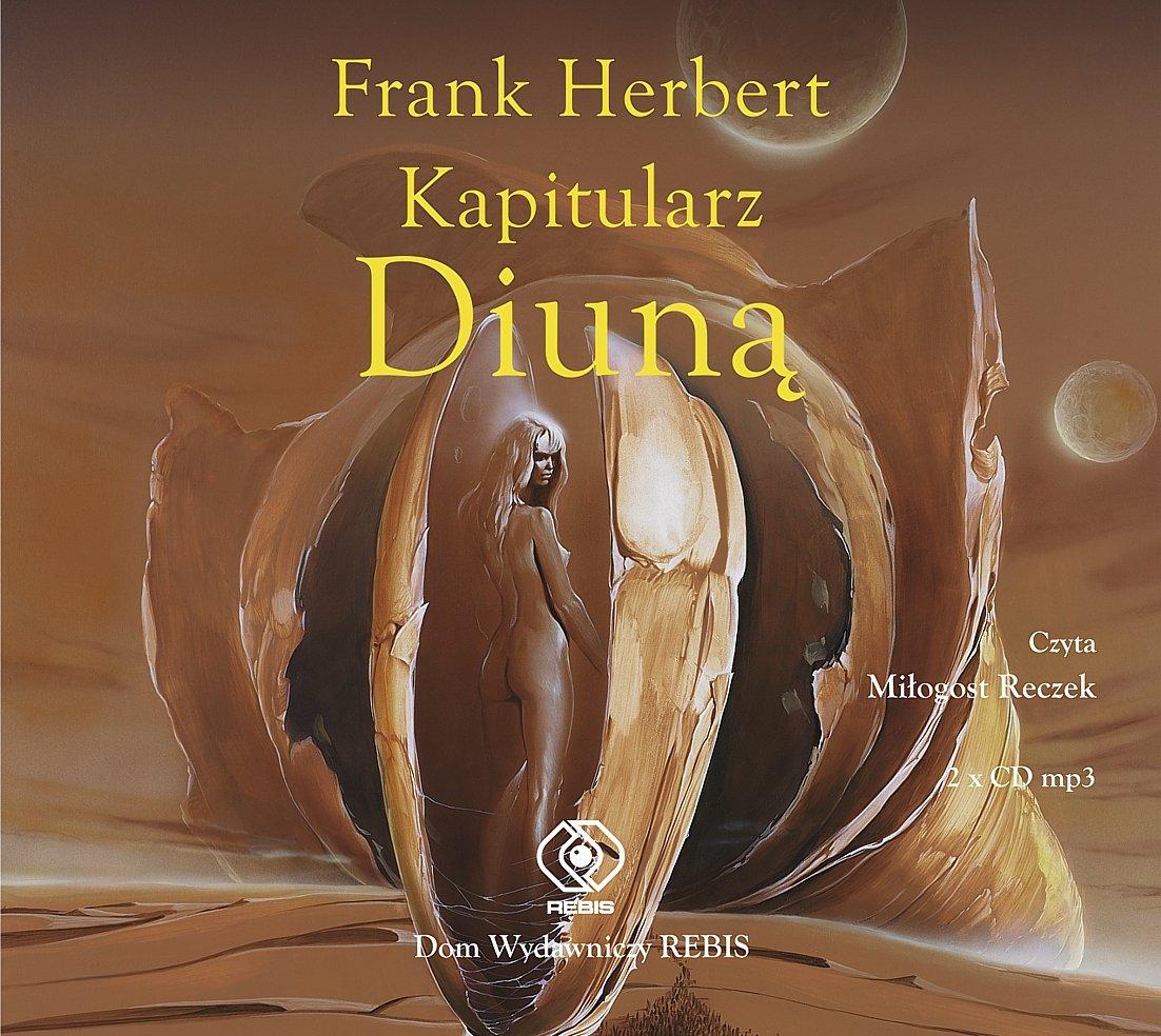 Kapitularz Diuną - Audiobook (Książka audio MP3) do pobrania w całości w archiwum ZIP
